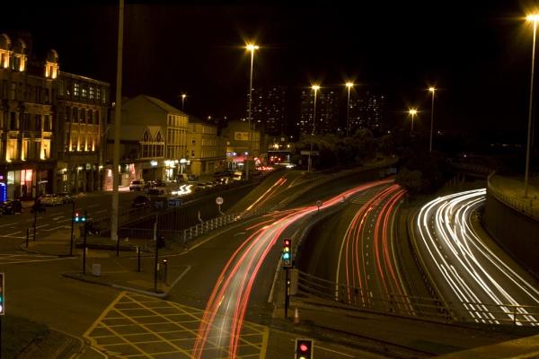 Charing X, Glasgow by bledzo