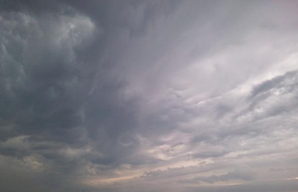 Storm Brewing by Mychael