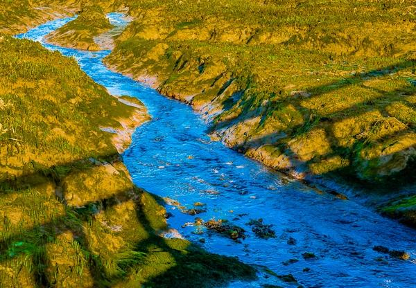 Newtown Creek by JJGEE