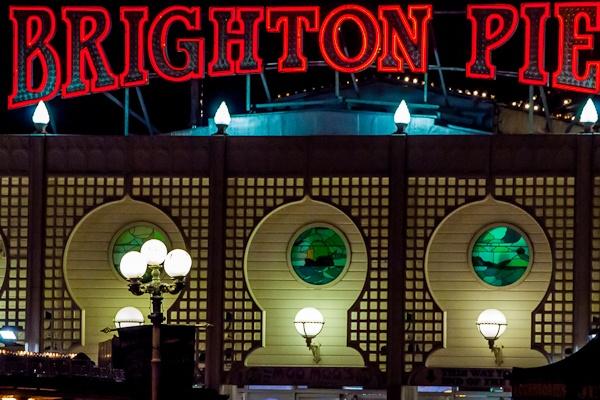 Brighton Pie by JJGEE