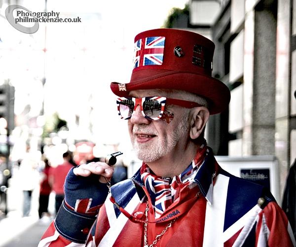 I Love Britain by bugdog