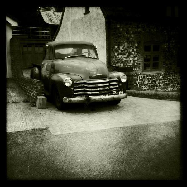 Old jalopy by PeBo