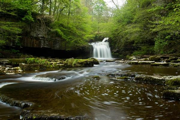 West Burton Falls by phillG