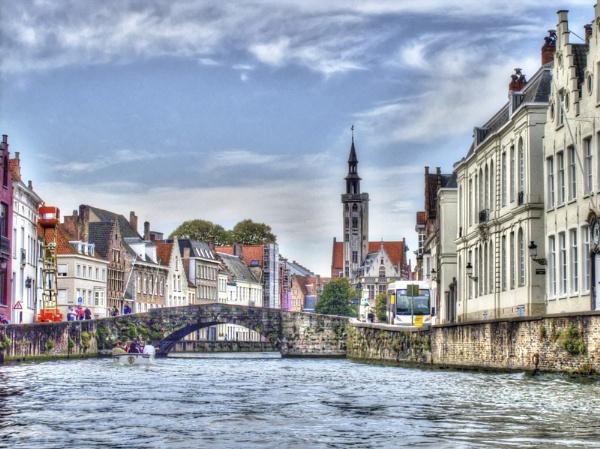 Scenic Bruges