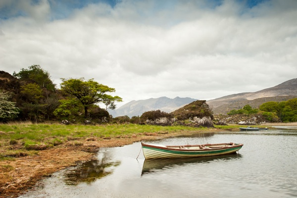 Upper Lake, Killarney, Co Kerry by Paul1