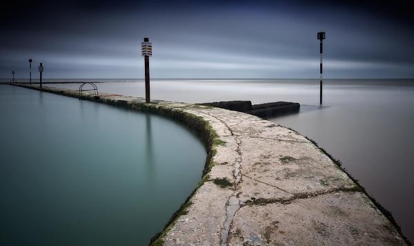 The Tidal Pool by derekhansen