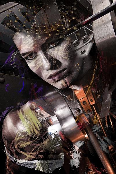 Mechanics by davidjleyland