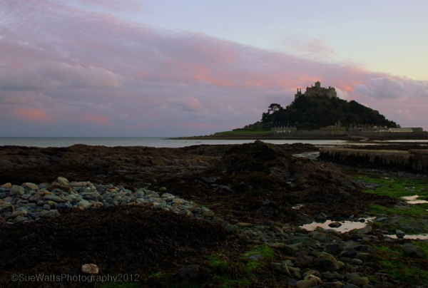 St Michaels Mount by suewatts
