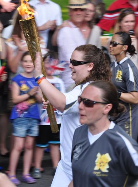 Olympic Torch Relay - Cheltenham by Rapido57