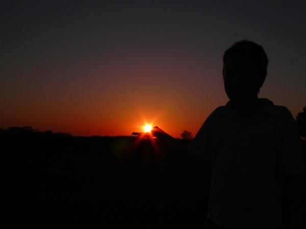 Son Silhouette by woodlandlad