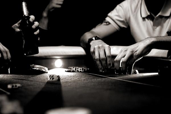 Poker nights by ubik