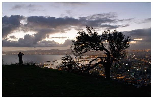 An hour Before Sunrise by devlin