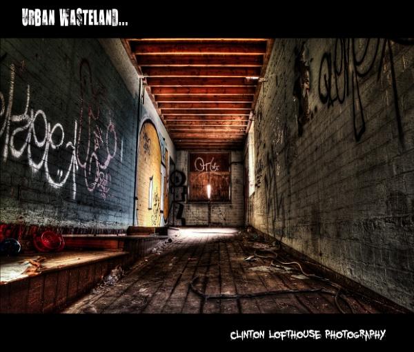 Urban wasteland.... by clintQB