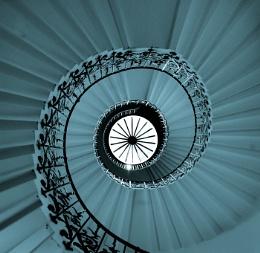 Ammonite Stairs