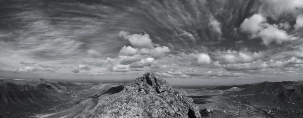 Fuerteventura landscape by neil john