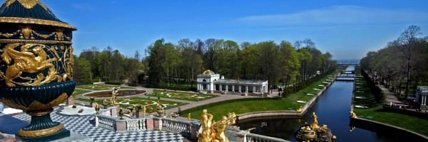 Peterhof Vista by icebabe