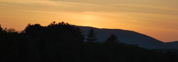 Sunset by Mychael
