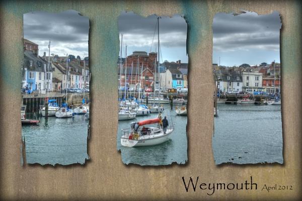 Weymouth Tryptych by mark2uk