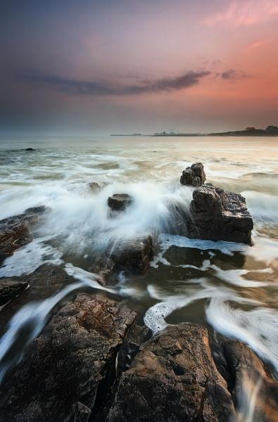Trecco Bay:- Surge