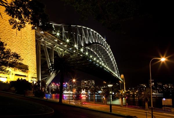 Water Under the Bridge by lesliea