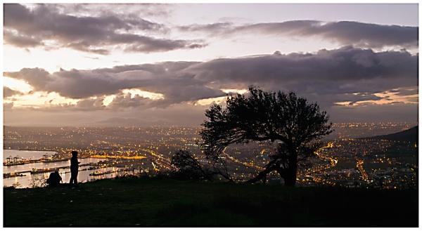 An hour Before Sunrise - 2 by devlin