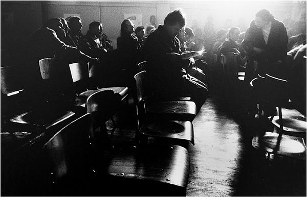 Waiting Room by Ajanovic
