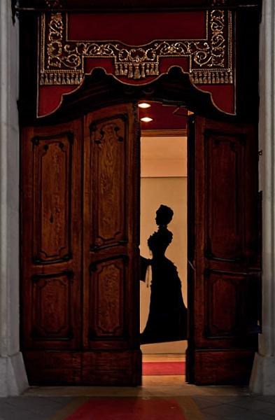 A door way by xwang