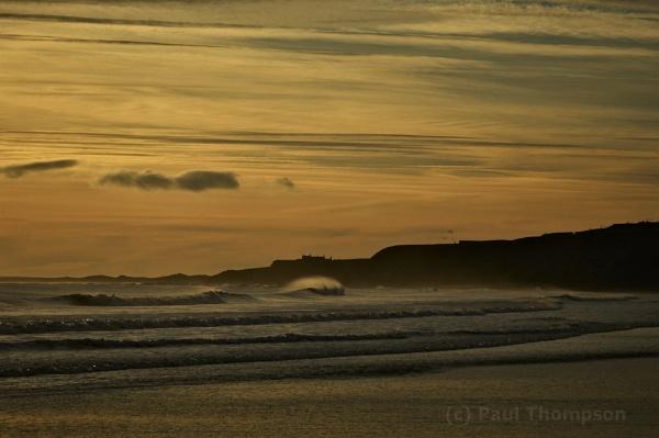 Northumberland Coast by P_Thompson