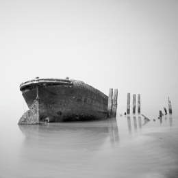 Barge wreck 1