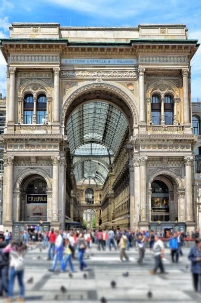 Galleria Vittorio Emanuele II by tony_hoops