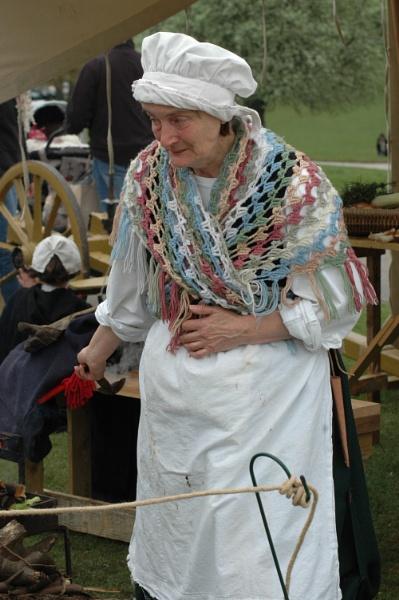 old lady by gazlowe