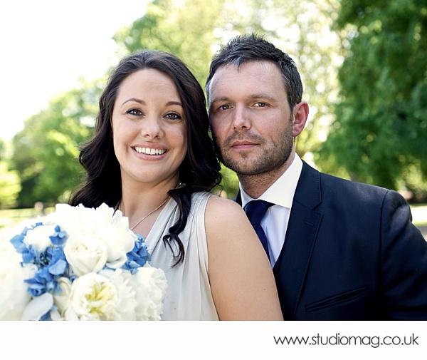 wedding portrait by studiomag