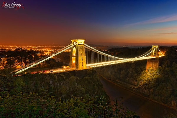 Clifton Suspension Bridge 2. by sherring