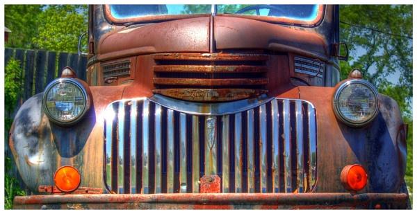 Old Truck by bearmtn