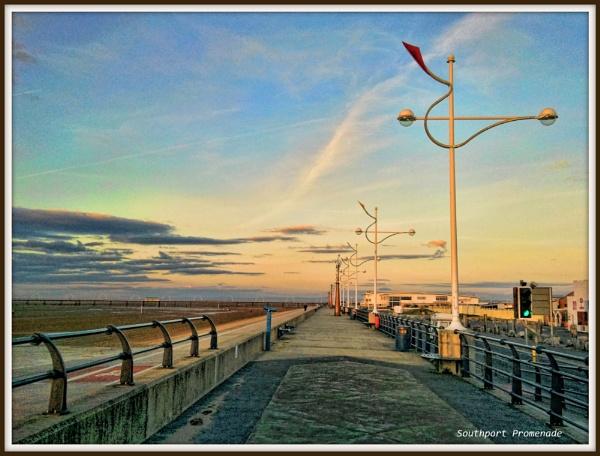 Southport Promenade by jimmy-walton