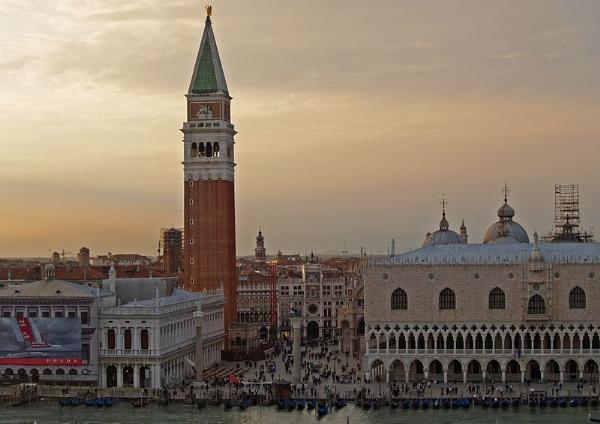 Piazza San Marco by gossyboy