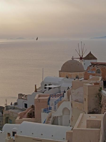 Santorini by gossyboy