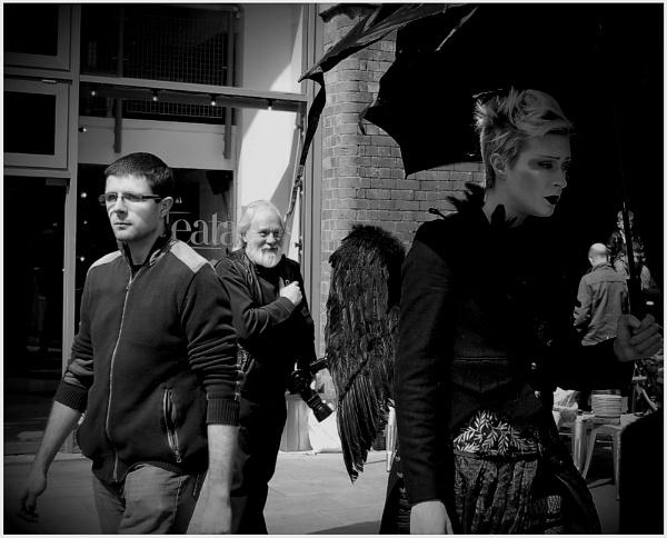 Stalking the Next Shot .... by barbarahirst