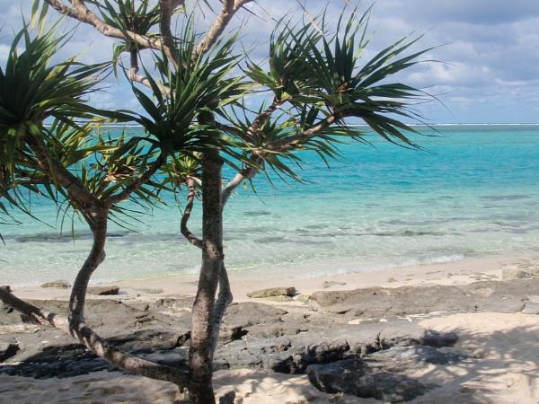 Mystery Island by portholepaul