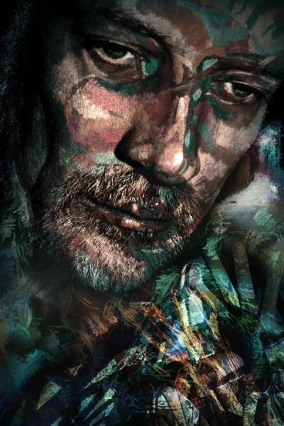 self portrait by davidjleyland