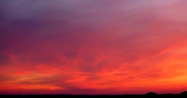 Fire Sky by seaviewlou