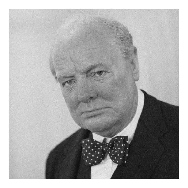 Winston Churchill by Pauldaviddrabble