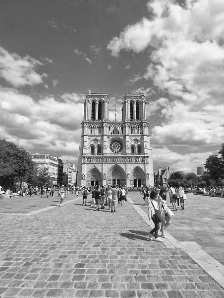Promenade sur Notre-Dame by Joao_Lopes