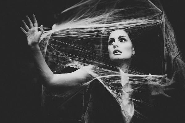 Web of fears by lisalobanova