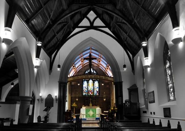 St Mary\'s Church, Hamilton by d55p