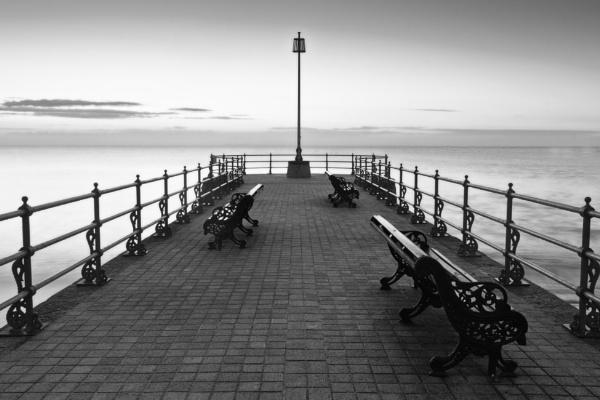 Banjo Pier III by marktc