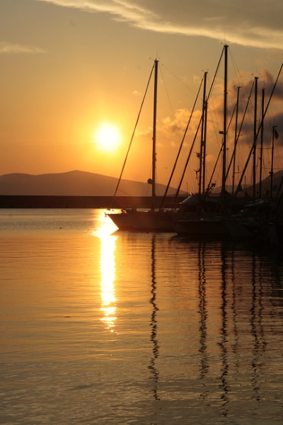 Alghero Sunset by Spangle2008