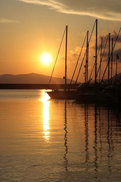 Alghero Sunset by Spangle2008