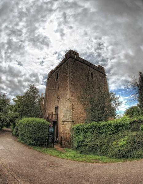 Longthorpe Tower - Peterborough by WILBURFORCE