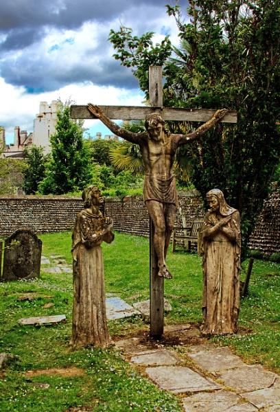 Arundel Church by pops254